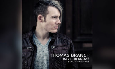"Thomas Branch Dazzles With Dance-Pop Anthem ""Only God Knows"""