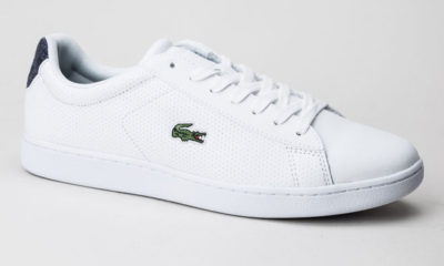 The New SS17 Lacoste Footwear Range For Men