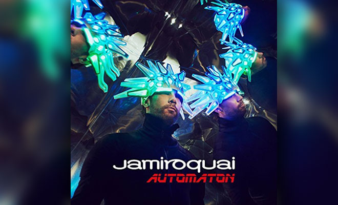 Album Review: Jamiroquai - Automaton