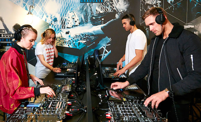 Electronic Music School Point Blank Formed An Alliance With Pioneer DJ Radio