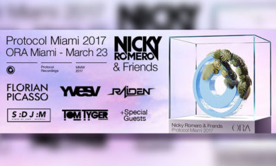 Nicky Romero And His Protocol Recordings Gear Up for Miami Music Week