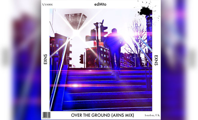 In Review: edMto - Over The Ground (Axns Mix)
