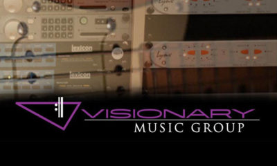Visionary Music Group - Recording Studio & Online Mixing