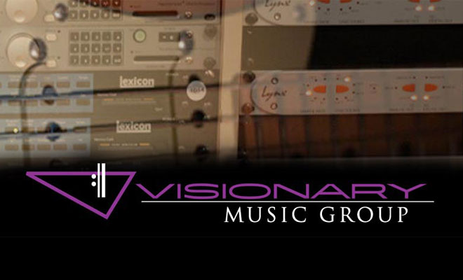 Visionary Music Group Recording Studio Online Mixing