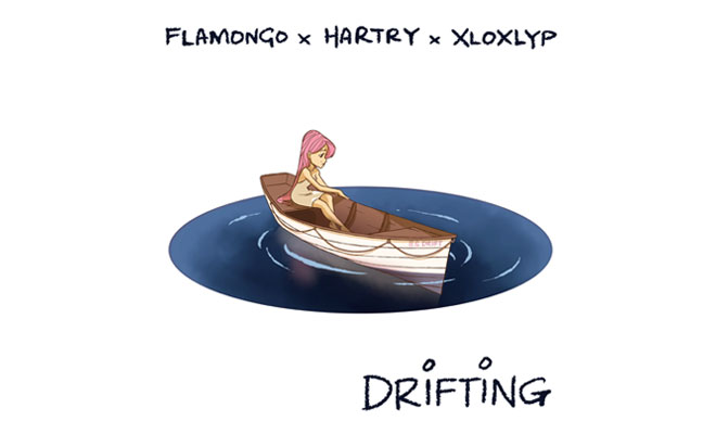 In Review: Xloxlyp x Flamongo x Hartry - Drifting