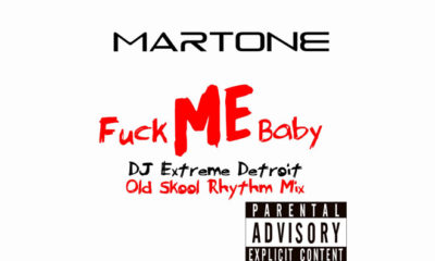 "Martone Teases Hot New Song ""Fuck Me Baby"""