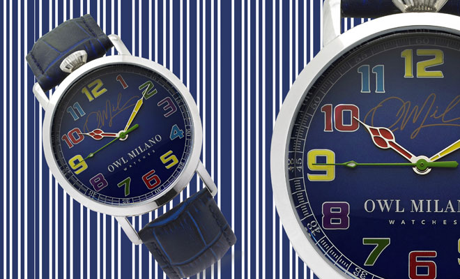 All You Need To Know About OWL MILANO Watches