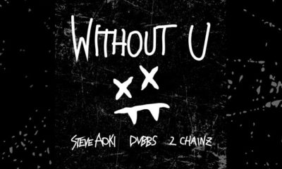 "Steve Aoki and DVBBS Drop New Track ""Without U"" Featuring 2 Chainz"