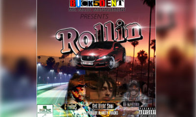 "Buck50ent Present The New Hip-Hop Single ""ROLLIN"""