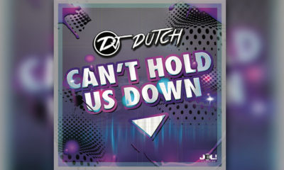 "DJ Dutch Drops Vocal EDM Banger ""Can't Hold Us Down"""