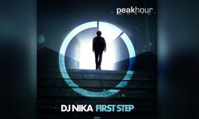 "DJ NIka Banger ""First Step"" Climbing The Charts"