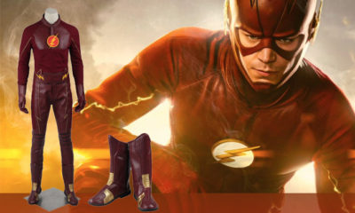 A Layman's Guide To The Flash Costumes