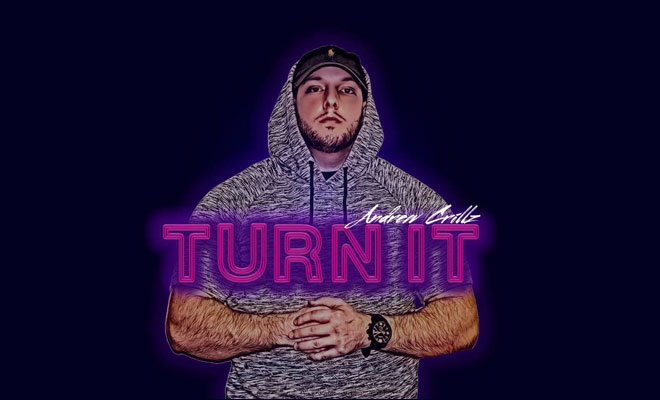 "Andrew Crillz Has A Party With His Fans In New Music Video For ""Turn It"""