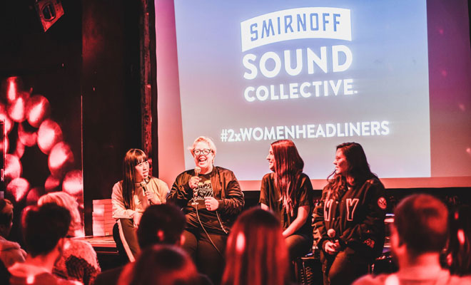 Point Blank Team Up With Smirnoff For The 'Women Shaping Tomorrow' Initiative