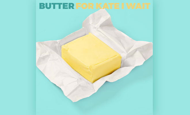 "Lola Blanc's Alter Ego Butter Releases Eclectic Pop Gem ""For Kate I Wait"""