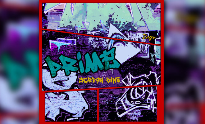 "Ziegen Drops Jordan King Collaboration ""PRiME"""