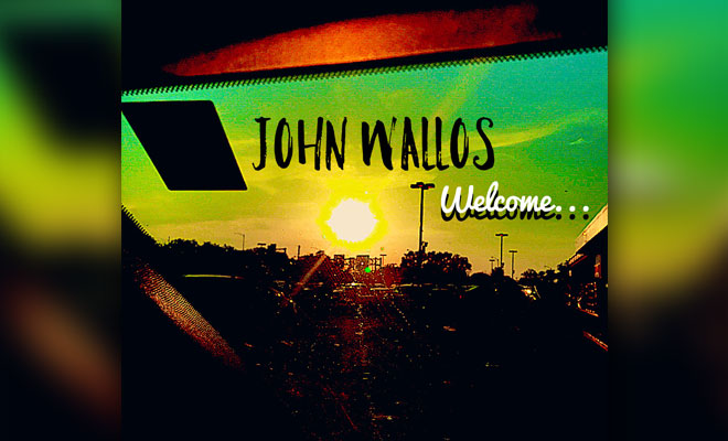 "John Wallos Comes Up With Two House Tracks ""Welcome..."" & ""Watch"""
