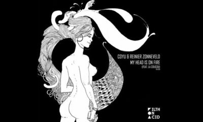 "Coyu & Reinier Zonneveld's ""My Head Is On Fire"" Will Amaze You!"