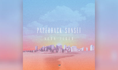 "Neon Tiger Releases Debut Album ""Paperback Sunset"""