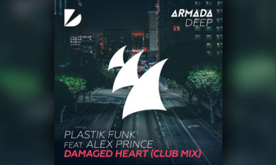 "Plastik Funk Join Forces With Alex Prince On ""Damaged Heart"""