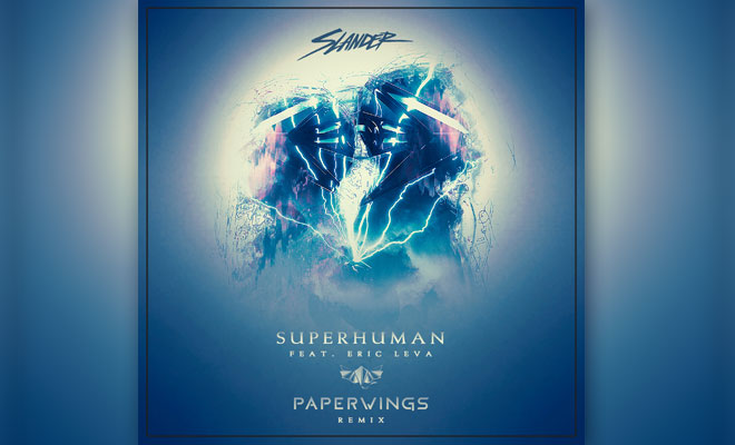 "Slander's Brand New Single ""Superhuman"" Has A Chiller Vibe!"