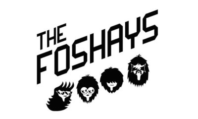 The Foshays Have An Animated Music Video For Their Newest Single
