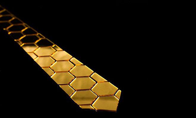 proton gold tie