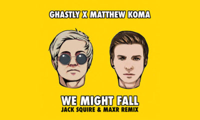 Jack Squire & MAXR Unveil New Remix Available For Free Download