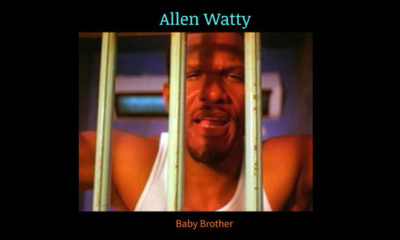 "Here's The Emotional Video For Allen Watty's ""Baby Brother"""