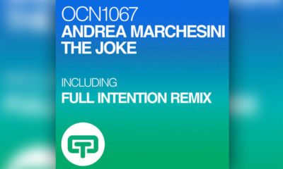 Andrea Marchesini Reveals 'The Joke' EP