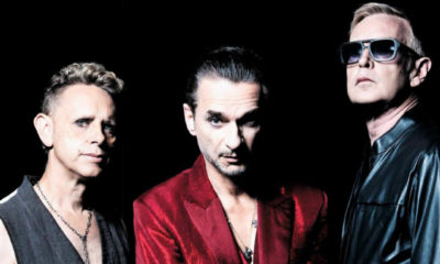 "In Case You Missed It, Here's Depeche Mode's New Video ""Cover Me"""