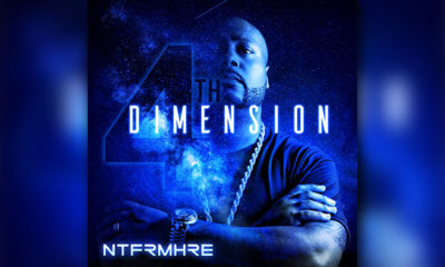 Album Review: NTFRMHRE - 4th Dimension