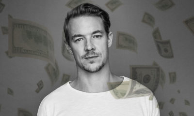 'Happy To Help': Diplo Gives Away $100,000 In His Largest Donation After Las Vegas Tragedy