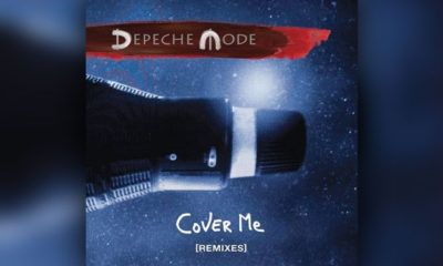 LISTEN NOW: Depeche Mode - Cover Me (Nicole Moudaber Remix)