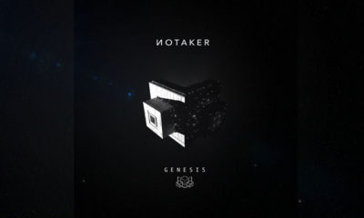Notaker Releases Futuristic, Mystical 'Genesis' EP on Monstercat