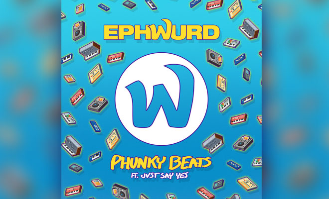 "Epwhurd Returns With New Release ""Phunky Beats"" And Launches Eph'd Up Records"
