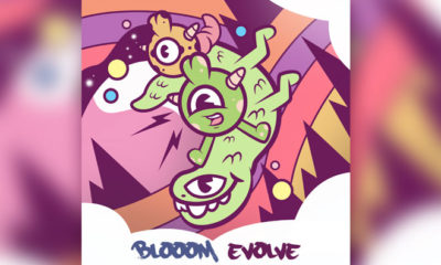 Blooom Delivers His First EP Titled 'Evolve'
