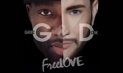 LISTEN NOW: Gregorgus Geez, DIK - Freelove