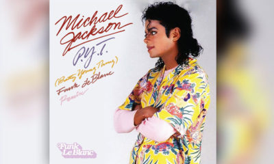 Funk LeBlanc Has Remixed Michael Jackson — Stream Here