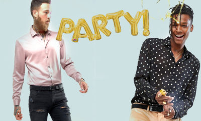 Who Else Wants To Wear Trendy Party Wear Shirts This Year?