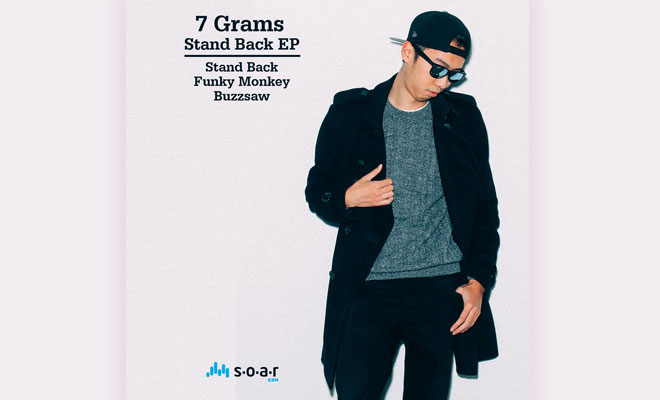 7 Grams Puts Out His Three-Track EP 'Stand Back' — Listen Here