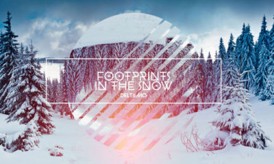 "Deltiimo Drops Future Bass Balad ""Footprints In The Snow"""