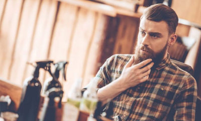 Wanna Get A Stylish Beard Growing From Your Face Piece? Why Not?