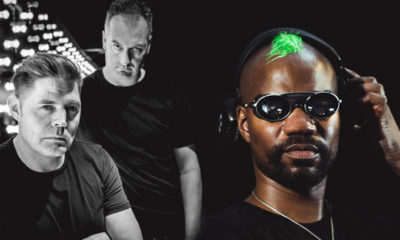 """Take Your Time"" To Listen To This Epic Collaboration Between Green Velvet And Slam"