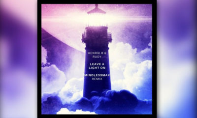 FREE DOWNLOAD: Henrik B & Rudy - Leave A Light On (MindlessMax Remix)