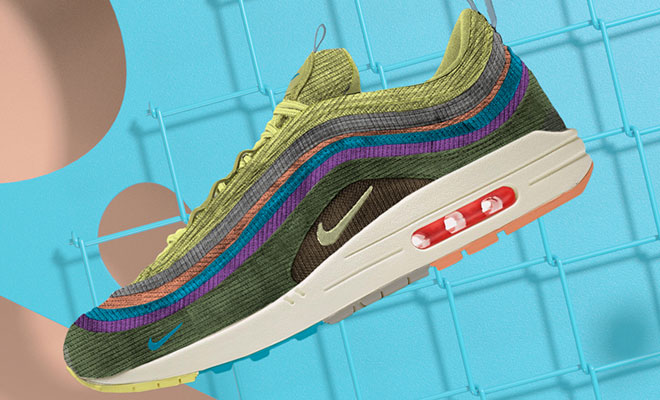 Corduroy Air Max 97/1s
