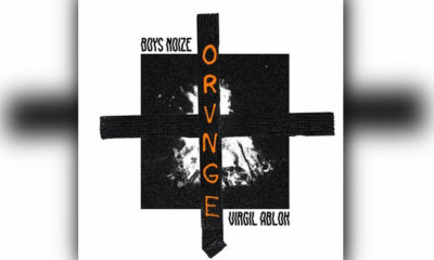 Stream In Full: Boys Noize, Virgil Abloh - ORVNGE