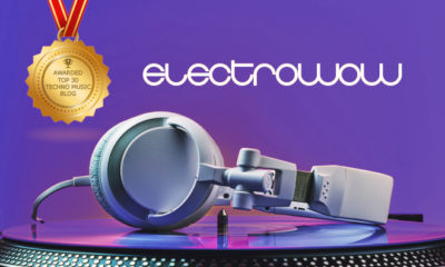 Electro Wow Music Blog Awarded For Contributing To The Techno Scene