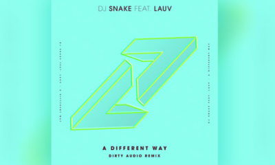 "Dirty Audio Gives A High Energy Remix To DJ Snake's ""A Different Way"""