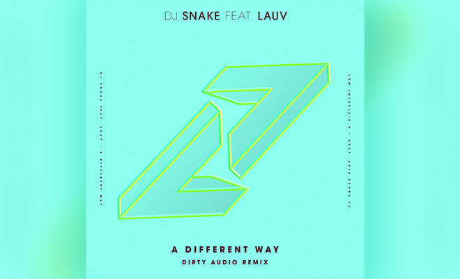 """Dirty Audio Gives A High Energy Remix To DJ Snake's """"A Different Way"""""""